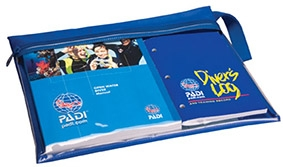 Padi Open Water Diver Manual,Crew Pack £55