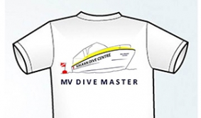 Dive Boat T-Shirt £5
